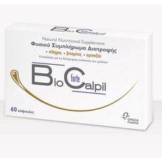 BioCalpil Forte Φυτικό Συμπλήρωμα Διατροφής για τα Μαλλιά 60caps
