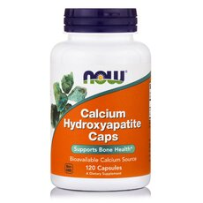 NOW FOODS Calcium Hydroxyapatite 1000mg 120caps