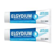 ELGYDIUM Πακέτο Προσφοράς Οδοντόκρεμα ANTIPLAQUE 100 ml με ΔΩΡΟ -50% στο 2ο Προϊόν