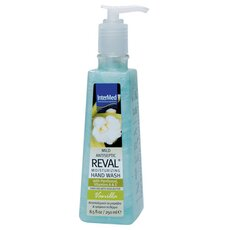 INTERMED Reval Moisturizing Handwash Vanilla Ενυδατική κρέμα καθαρισμού των χεριών με Άρωμα Βανίλια 250ml