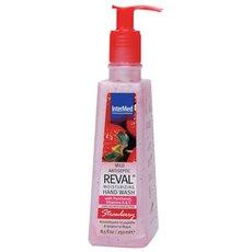 INTERMED Reval Moisturizing Handwash Strawberry Ενυδατική κρέμα καθαρισμού των χεριών με Άρωμα Φράουλα 250ml