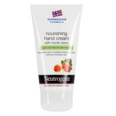 NEUTROGENA Nourishing Hand Cream with Nordic Berry Κρέμα Χεριών 75ml