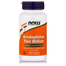 NOW FOODS Acidophilus 2 Billion 100caps