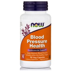 NOW FOODS Blood Preassure Health w/ MegaNatural 90 Vcaps