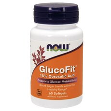 NOW FOODS Glucofit 60softgels