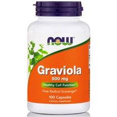 NOW FOODS Graviola 100caps