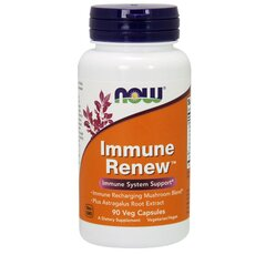 NOW FOODS Immune Renew (Mushroom Blend) 90Vcaps