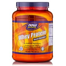 NOW FOODS Sports Whey Protein με Γεύση Σοκολάτα 908 gr