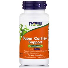 NOW FOODS Super Cortisol Support 90caps