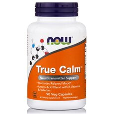 NOW FOODS True Calm 90caps