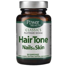 Power Health Hair Tone Nails & Skin 30 Κάψουλες, fig. 1