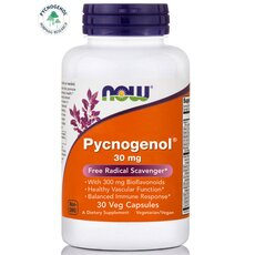 NOW FOODS Pycnogenol 30mg 30caps