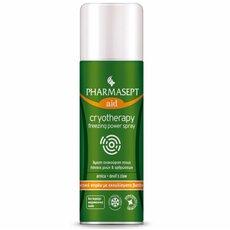 PHARMASEPT Tol Velvet Cryotherapy Freezing Power Spray Ψυκτικό σπρέι με εκχυλίσματα βοτάνων για άμεση ανακούφιση στους πόνους μυών και αρθρώσεων 150ml
