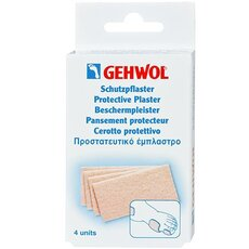 GEHWOL Protective Plaster Thick Παχύ προστατευτικό έμπλαστρο 4 τεμάχια