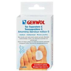 GEHWOL Toe Separator G Αποστάτης δακτύλων ποδιού 3 τεμάχια