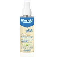 MUSTELA Baby Oil Spray Huile de Massage 100ml