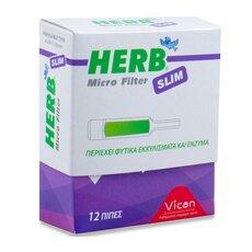 HERB Micro Filter Slim 12 πίπες