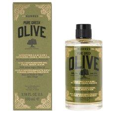 KORRES Pure Greek Olive Θρεπτικό Λάδι 3 σε 1 Πρόσωπο, Σώμα, Μαλλιά 100ml