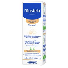 MUSTELA Creme Nourissante Au Cold Cream 40ml