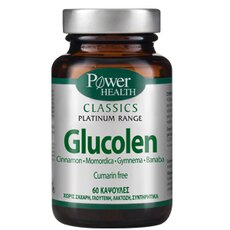 POWER HEALTH Glucolen 60caps