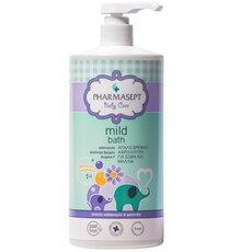 PHARMASEPT Tol Velvet Baby Mild Bath Παιδικό Αφρόλουτρο Σώματος - Μαλλιών 1lt