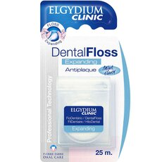 ELGYDIUM CLINIC Dental Floss Expanding Antiplaque 25m