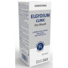 ELGYDIUM CLINIC Dry Mouth 70ml
