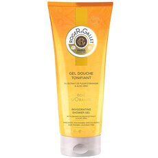 Roger & Gallet Bois d'Orange Perfumed bath & shower gel, 200ml