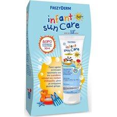 FREZYDERM Πακέτο Προσφοράς Infant Sun Care SPF50+ 100ml + Δώρο 50ml Επιπλέον Ποσότητα
