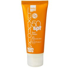 INTERMED Luxurious Sun Care Face Cream SPF50 75ml