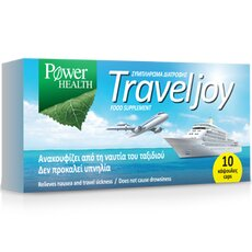 POWER HEALTH Travel Joy 10caps