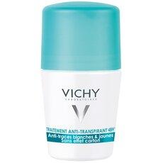 VICHY Deodorants 48ωρη Εντατική Αποσμητική Φροντίδα Χωρίς Λευκά Σημάδια, 50ml