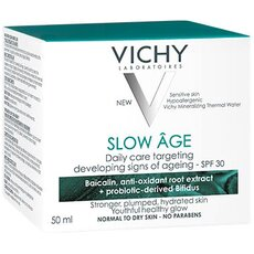 VICHY Slow Age Balm για Αντιγήρανση, σύσφιξη & λάμψη Κανονικές - Ξηρές Επιδερμίδες 50ml, fig. 1
