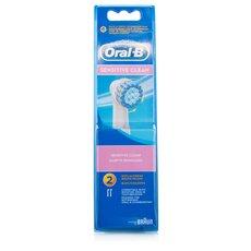 Oral-B Sensitive Ανταλλακτικές Κεφαλές 2 Τμχ