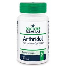 Doctor's Formulas Arthridol Φόρμουλα Αρθρώσεων 60 δισκία