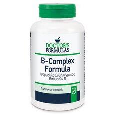 Doctor's Formulas B-COMPLEX Formula 60 caps