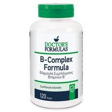 Doctor's Formulas B-COMPLEX Formula 120 caps