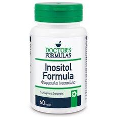 Doctor's Formulas Inositol formula Ινοσιτόλη 60Caps