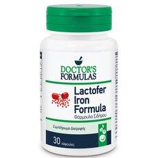 Doctor's Formulas Lactofer Iron Formula 30caps
