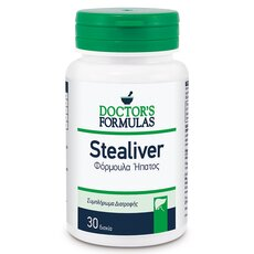 Doctor's Formulas Stealiver Φόρμουλα Ήπατος 30 δισκία