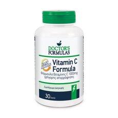 Doctor's Formulas Vitamin C Formula Fast Action, 30 δισκία