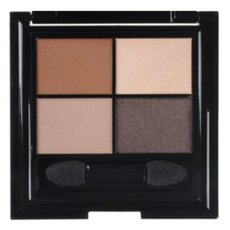 KORRES Black Volcanic Minerals Eyeshadow Quads Bare Nudes