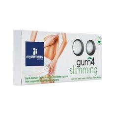 MyElements Gum4 Slimming με Γεύση Μέντας 10 τσίχλες