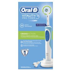 Oral-B Vitality Cross Action Ηλεκτρική Οδοντόβουρτσα
