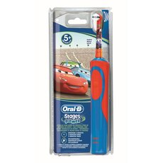 Oral-B Stages Power Cars Παιδική Ηλεκτρική Οδοντόβουρτσα