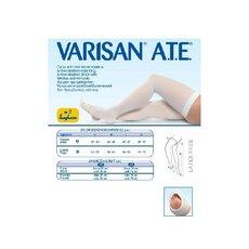 VARISAN ATE Αντιθρομβωτικές Κάλτσες Ριζομηρίου 18mm Hg