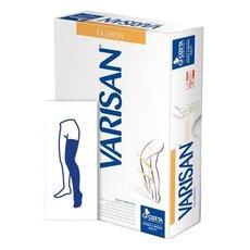 VARISAN FASHION Θεραπευτικές Κάλτσες Διαβαθμισμένης Συμπίεσης Ριζομηρίου Normal Ccl1 Κλειστά Δάχτυλα με Σιλικόνη 1 ζευγάρι