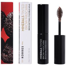 KORRES Minerals Tinted Brow Mascara 02 Medium Shade Μάσκαρα Φρυδιών