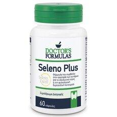 Doctor's Formulas Seleno Plus Φόρμουλα για τη Φυσιολογική Θυρεοειδική Λειτουργία, 60 κάψουλες