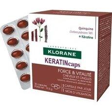 KLORANE Keratin Caps 30 κάψουλες